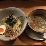 134610387 - つけ麺 ¥800(税込)