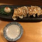 134610407 - しそ餃子 ¥360(税込)