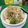 Ramentsukemenatsukuikiro - 料理写真:並盛「ニンニク・カラメちょい増し、野菜増し、あぶら増し増し」