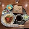 宿場そば 桑名屋 - 料理写真:みそカツ丼・せいろ(ランチ)