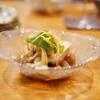 心粋厨房 獬 - 料理写真:渡り蟹と岩牡蠣の醤油漬け