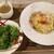 イタリアンバル SHANTY - 料理写真:カルボナーラランチ980円がキャンペーンで500円(2020.8.5)