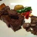 赤坂ジパング - 和牛サーロインステーキ