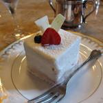 歐林洞 - 苺のショートケーキ