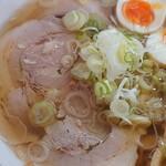 134621677 - チャーシュー麺