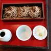 茶の子 - 料理写真:田舎そば 1150円