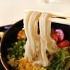 うどん処 あぐり亭 - 料理写真:ぶっかけの麺