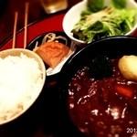 焼肉 穂坂 - 牛タンランチ1000円