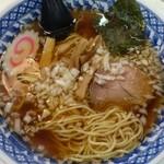 たけちゃんラーメン - ラーメン480円
