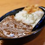 焼肉 御華 - 近江牛100%プチカレー
