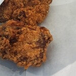 ウィッシュボーン - 料理写真:フライドチキン(ノーマル)