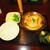 定食屋ジンベイ - 熟成三元豚かつとじ定食 980円(税込)【2020年8月】