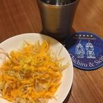 インドスパイス BAR 宇宙脳レストラン チチル&シシリ -