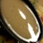 一蘭 - スープ(^^♪