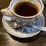 絶品パスタ  俺の味 - アイスコーヒー
