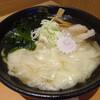 五福星 - 料理写真:シルクワンタン麺
