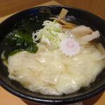 五福星 - シルクワンタン麺