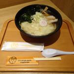 五福星 - シルクワンタン麺880円