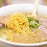 三ん寅 - 麺は西山製麺
