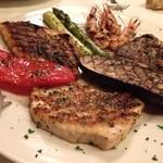 carissima - 魚介と野菜のグリル