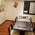 美食蔵部 - 2階鉄板個室(2名~10名様)