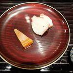 Akiyama - 蛸と唐墨