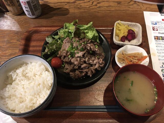 北海王 大井町店の料理の写真