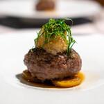 134661300 - 神戸牛のIDEA銀座ハンバーグステーキ