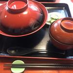 会津 田舎家 - 料理写真:会津地鶏の親子丼