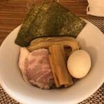 tsukemenkazu - 麺とトッピング