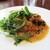 THE FUNATSUYA - 料理写真:赤鶏のトリュフクリーム煮(家内)。     2020.08.10