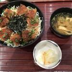 とんかつ まい泉 - とろたまソースカツ丼1039円