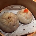 JOE'S SHANGHAI NEWYORK - Joe's特製蟹肉入り小籠包&豚肉小籠包