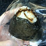 おむすび専科 - こんぶ183円