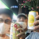 塩生姜らー麺専門店 MANNISH - ドリンク写真:昼のみからのMANNISH