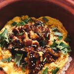 hakatahotaru - うなぎの土鍋ごはん♪