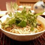 Ogata - 野草の日本蕎麦