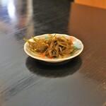 よしもと食堂 - 昆布炒め
