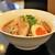 よしもと食堂 - 料理写真:胡麻辛味噌そば