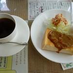 色えんぴつ - 料理写真:モーニング(全体)