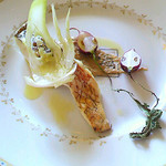 13467191 - 本日のお魚料理 真鯛のポワレ