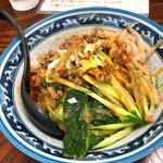 大来軒 - 料理写真:冷やし担々麺 800円