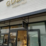 ゴディバ - 店舗入口