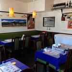 ムスカン - Indian Restaurant MUSKAN @西葛西 店内