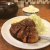 サル食堂 - 料理写真:【昼の定食】名物 トンテキ定食 〈昼のサービス価格〉950円(税込)