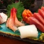 練馬 江戸銀 - かすご、甘エビ、きめじ、赤貝に白いか