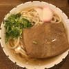 植田 - 料理写真:きつねうどん