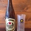サル食堂 - ドリンク写真:ビールはサッポロ赤星・黒ラベルをご用意!