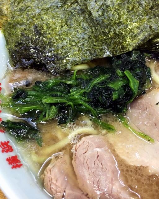 六角家 戸塚店 - ほうれん草。