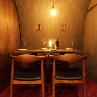 【姉妹店】今泉店は雰囲気◎の『個室』やテーブル席があります♪